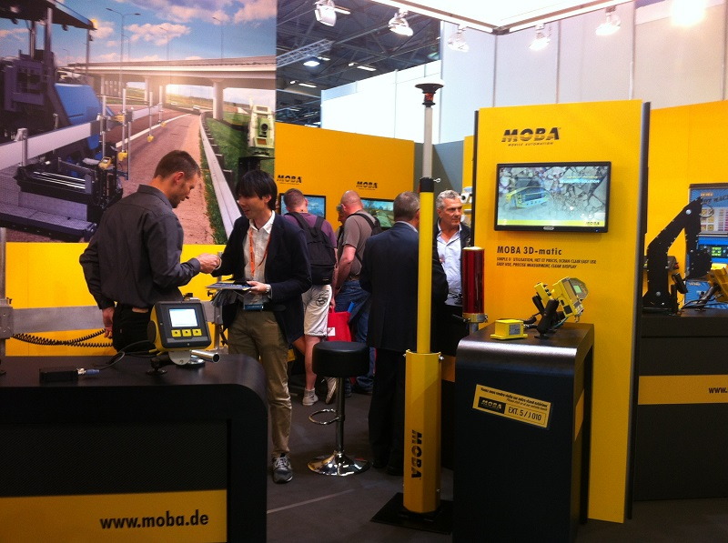 MOBA Booth Intermat